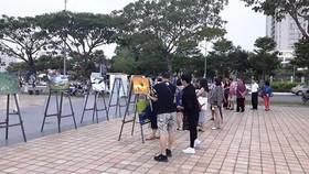 Đà Nẵng: Triển lãm ảnh gây quỹ cho bệnh nhân ung thư