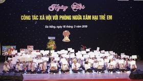 """Đà Nẵng: Gần 800 học sinh tham gia """"Công tác xã hội phòng ngừa xâm hại trẻ em"""""""
