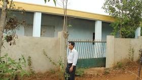 Để dân xây nhà trái phép, trưởng phòng bị giáng chức xuống phó phòng
