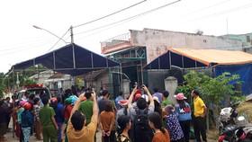 Vụ nổ súng ở UBND phường: Nghi phạm khống chế rồi bắn nạn nhân