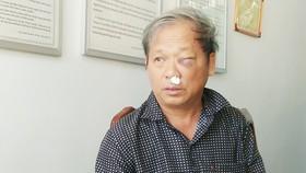 Tạm giữ 1 đối tượng có liên quan đến việc phóng viên VTV bị hành hung