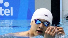 Hoàng Quý Phước vẫn đang nỗ lực tìm kiếm tấm huy chương đầu tiên ở Asiad 2018. Ảnh: NHẬT ANH