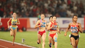 Quách Thị Lan giúp tổ 4x400m nữ giành HCĐ tại Asiad 2018