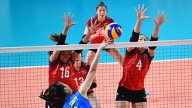Đội tuyển nữ Việt Nam sẽ tái đấu Indonesia vào ngày mai. Ảnh: Nhật Anh