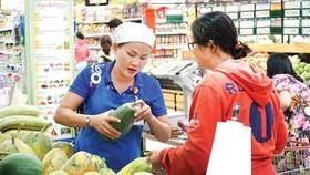"""Đặc sản vùng miền """"đổ bộ"""" siêu thị TPHCM"""
