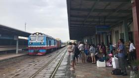Ký ức về một chuyến tàu thống nhất