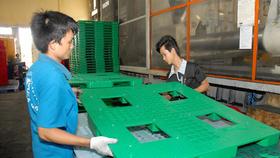 Ngành nhựa giảm sản lượng
