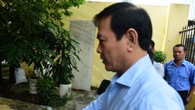 Đang xử kín vụ cựu Phó Viện trưởng VKSND TP Đà Nẵng Nguyễn Hữu Linh về tội dâm ô