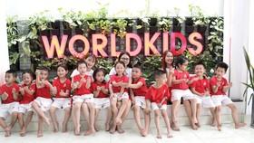 Hệ thống trường mầm non Worldkids: Tạo nền móng đầu tiên cho con trẻ