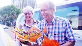 Hai giáo sư Nobel thế giới đến Quy Nhơn tham dự hội thảo khoa học
