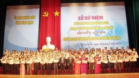 Lễ tôn vinh 62 trí thức tiêu biểu về KH-CN tại Bình Định