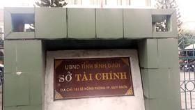 Một phó phòng Sở Tài chính Bình Định chết trong tư thế treo cổ tại nhà vệ sinh