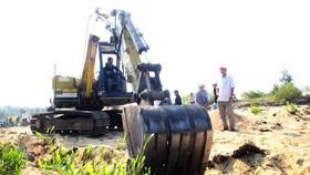 """Khu kinh tế Nhơn Hội bị nhiều đối tượng cát cứ, """"xà xẻo"""" làm của riêng"""