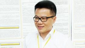 """GS Ngô Bảo Châu: Toán học là """"người lao động"""" cho thời đại 4.0"""