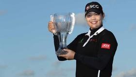 Ariya Jutanugarn vô địch giải đấu CME Group Tour 2017