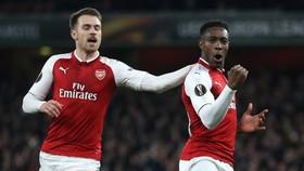 Arsenal - AC Milan 3-1 (chung cuộc 5-1): Welbeck lập cú đúp, Pháo thủ vào tứ kết