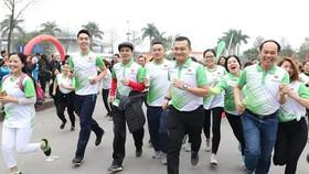 Herbalife Việt Nam đồng hành Fun Run