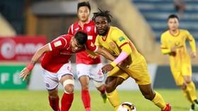 CLB Nam Định - Than Quảng Ninh 1-1: Chủ nhà đánh rơi chiến thắng