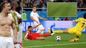 Bảng E, Serbia - Thụy Sĩ 1-2: Xhaka gỡ hòa, Shaqiri quật khởi phút 90