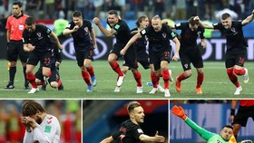 Vòng 1/8, Croatia - Đan Mạch 1-1 (pen 3-2): Vinh danh Danijel Subasic