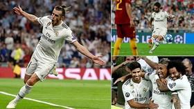 Real Madrid - Roma 3-0: Isco, Gareth Bale và Mariano thị uy sức mạnh nhà vô địch