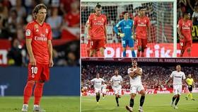 Sevilla - Real Madrid 3-0: Andre Silva, Ben Yedder ghi bàn, Real sớm gục ngã trong hiệp 1