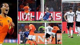 Hà Lan - Đức3-0: Van Dijk, Depay, Wijnaldum cuốn bay cỗ xe tăng
