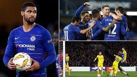 Chelsea - BATE Borisov 3-1: Hattrick mang tên Loftus Cheek