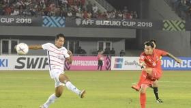 Myanmar - Campuchia 4-1: Bo Bo Hlaing, Aung Than Htet, Si Thu Aung khiến HLV Honda ngậm đắng