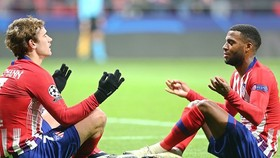 Atletico - Monaco 2-0: Badiashile phản lưới nhà, Griezmann luyện công ghi bàn
