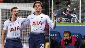 Leicester - Tottenham 0-2: Son Heung Min, Dele Ali lập công