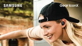 Samsung Gear IconX (2018) trải nghiệm âm nhạc không giới hạn