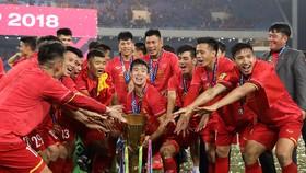 Hành trình 15 bàn thắng, kỷ lục bất bại và chiếc cúp vàng AFF 2018