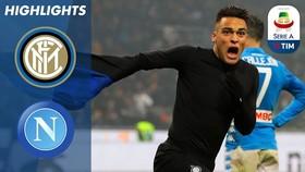 Inter Milan - Napoli 1-0: Lautaro Martinez tỏa sáng và trọng tài Mazzoleni tặng quà Napoli