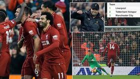 Liverpool - Newcastle 4-0: Lovren, Salah, Shaqiri, Fabinho lập công, HLV Jurgen Klopp vững ngôi đầu