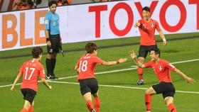 Hàn Quốc - Philippines 1-0: Hwang Ui-jo chớp thời cơ giành 3 điểm