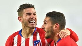 Huesca - Atletico Madrid 0-3: Hernandez, Arias, Koke áp sát ngôi đầu Barca