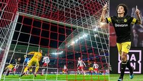 RB Leipzig - Dortmund 0-1: Axel Witsel nhanh chân giành 3 điểm