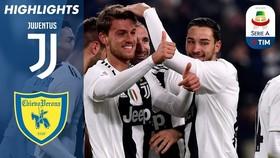 Juventus - Chievo 3-0: Ronaldo hỏng pen nhưng Costa, Emre Can, Rugani lập công