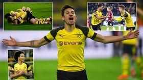 Borussia Dortmund - Hannover 5-1: Hakimi, Reus, Gotze, Guerreiro, Witxel khoe tài