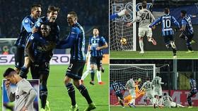 Atalanta - Juventus 3-0: Ronaldo tịt ngòi, bất ngờ bị Castagne, Zapata hạ gục