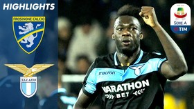 Frosinone - Lazio 0-1: Caicedo Scores kịp giành 3 điểm