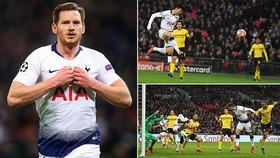 Tottenham - Dortmund 3-0: Son Heung-min, Vertonghen, Llorente xuất thần hạ Dortmund