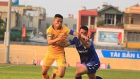 Thanh Hóa - Becamex Bình Dương 1-1: Rimario khai màn Wake Up 247 V-League và Mansaray gỡ hòa