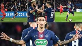 PSG - Dijon 3-0: Di Maria sớm lập cú đúp, Meunier ấn định chiến thắng
