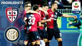 Cagliari - Inter Milan 2-1: Ceppitelli, Pavoletti bất ngờ hạ gục Inter
