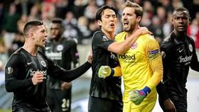 Eintracht Frankfurt - Inter 0-0: Thủ thành Kevin Trapp xuất thần, Marcelo Brozovic hỏng 11m