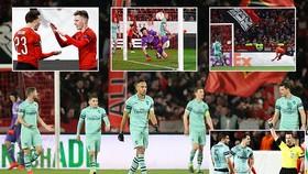 Rennes - Arsenal 3-1: Iwobi khai màn nhưng, Bourigeaud, Sarr tỏa sáng hạ HLV Unai Emery