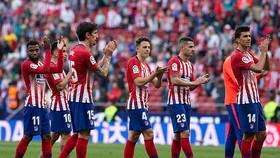 Atletico Madrid - Leganes 1-0: Saul Niguez kịp đá bồi, HLV Diego Simeone rút ngắn cách biệt