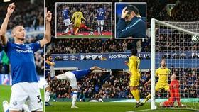 Everton - Chelsea 2-0: Richarlison, Sigurdsson phá tan mộng HLV Maurizio Sarri
